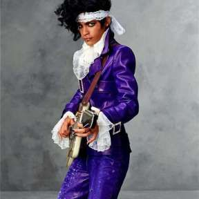 Best Halloween costume ideas for 2016 | Prince | The Luxe Lookbook