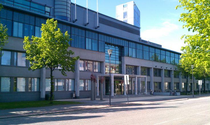 UEF - Joensuu Science Park (Joensuun Tiedepuisto)