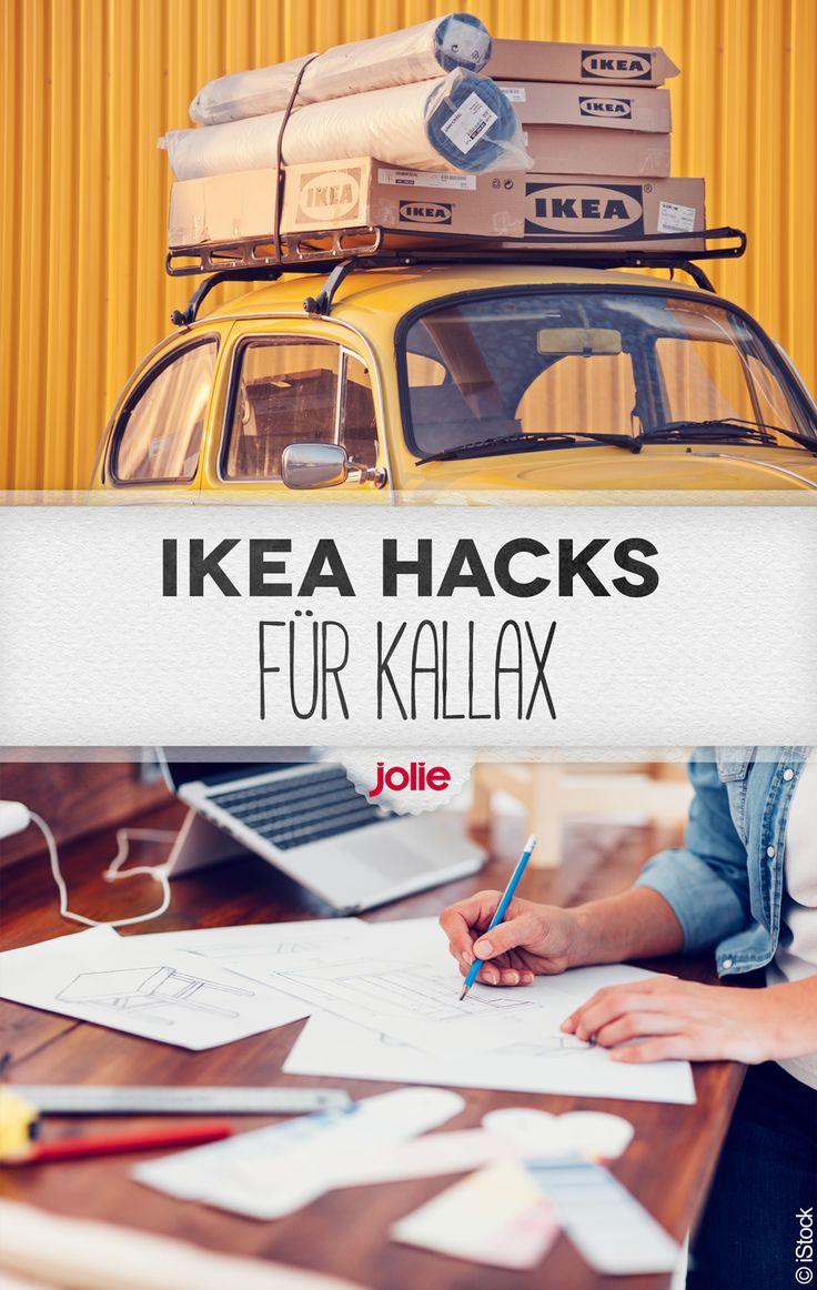 Tolle IKEA Hacks bringen Schwung in eure langweiligen IKEA Möbel