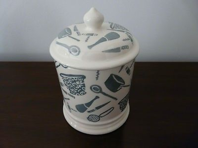 Utensils Small Storage Jar (The Conran Shop Exclusive) Discontinued