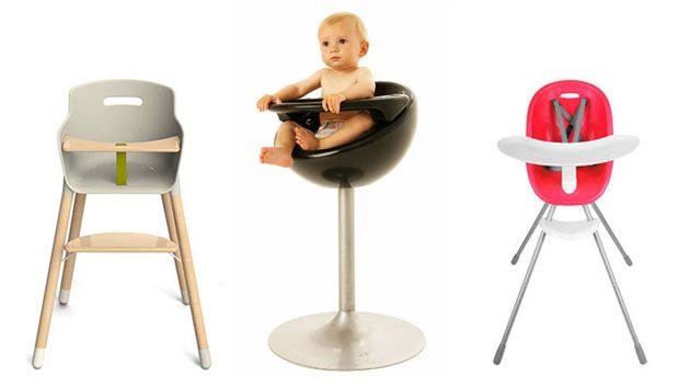 15 Modern High Chair Designs for Babies and Toddlers       It would be a lot easier to feed your babies when they are on a high chair. But of course, we have to make sure that our little ones are safe, secure and comfortable in them. There are different designs for high chairs. They can also...