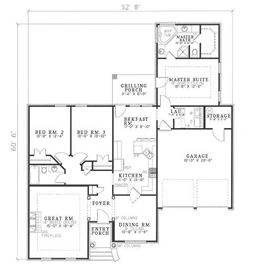 New House Plans Blue Prints And The Cross On Pinterest