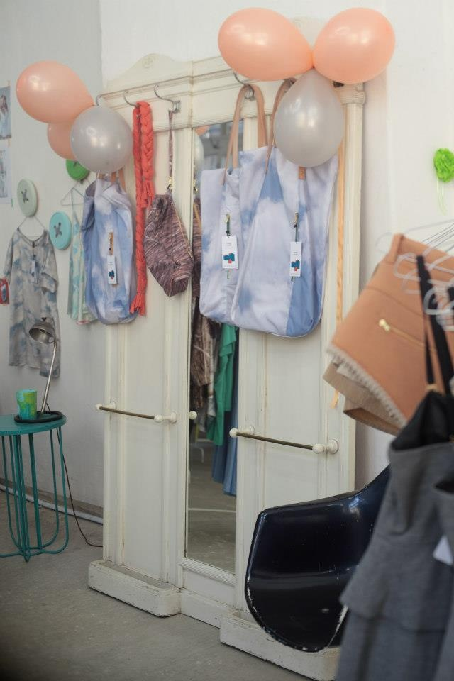 Projekt Showroom: Designers Pop uP