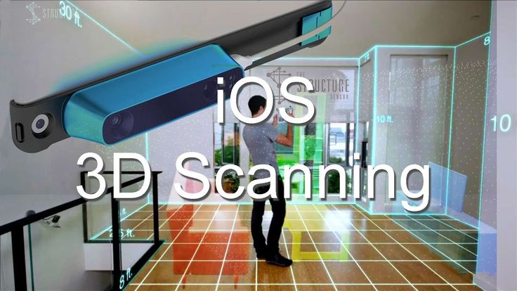 3D Scanning for iOS Devices – Occipital