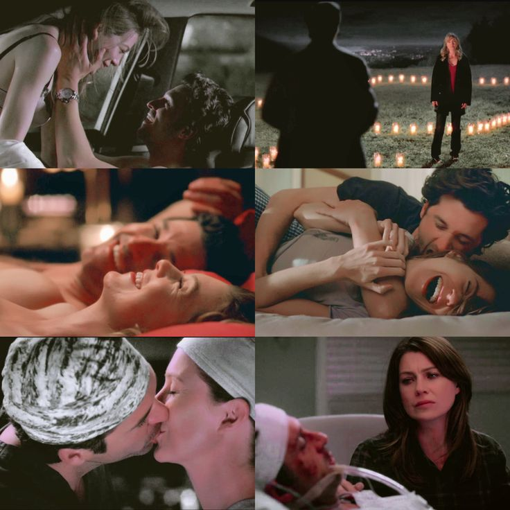 Greys Anatomy | Meredith Grey | Derek Shepard | Derek and Meredith | They deserved better