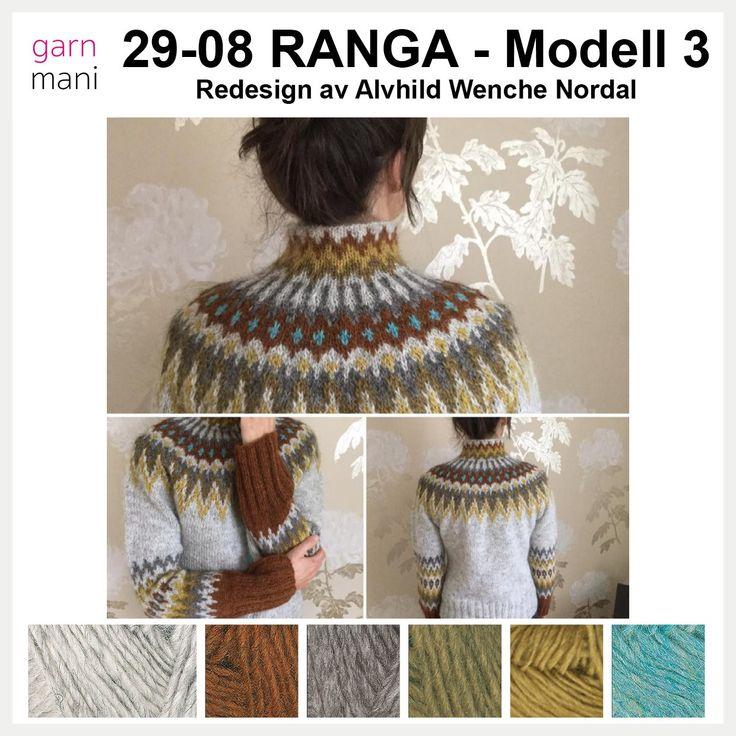29-08 RANGA Modell 3 – Garnmani.no