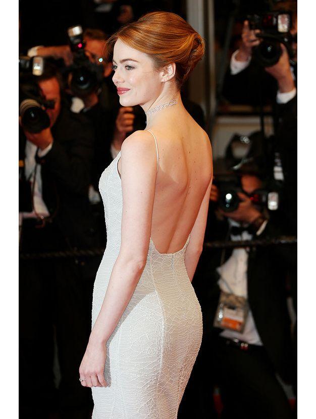 Tapis Rouge Festival de Cannes 2015 emma stone