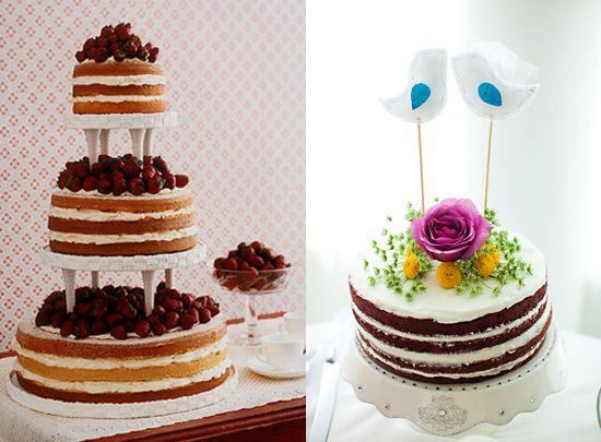 chocolate and raspberries, three layers