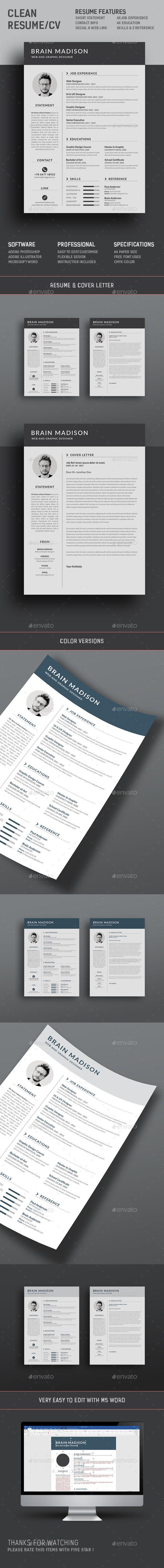 resume simple resume templateresume - Simple Resume Template