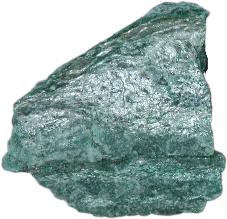 Fuchsite Green Mica Rock 1.5 Inch Information Card Included Fuchsite, K(AlCr)2(AlSi3)O10(OH)2, is hydrous potassium aluminum silicate. Fuchsite is a variety of muscovite, a type of mica, with up to 4.