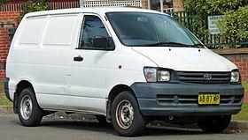 Toyota TownAce R40 – 1996