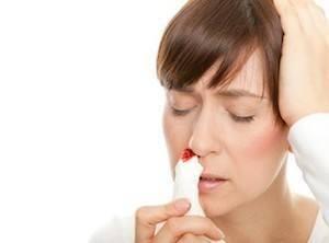 Posibles causas y enfermedades que provocan hemorragias nasales