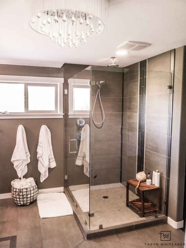 New Master Bathroom Shower Updates Master Bathroom Shower