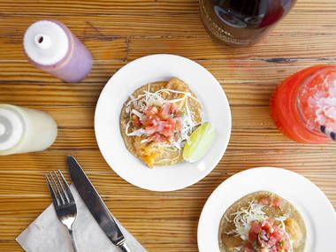 Petty Cash Taquería & other fish taco places #losangeles (2016)