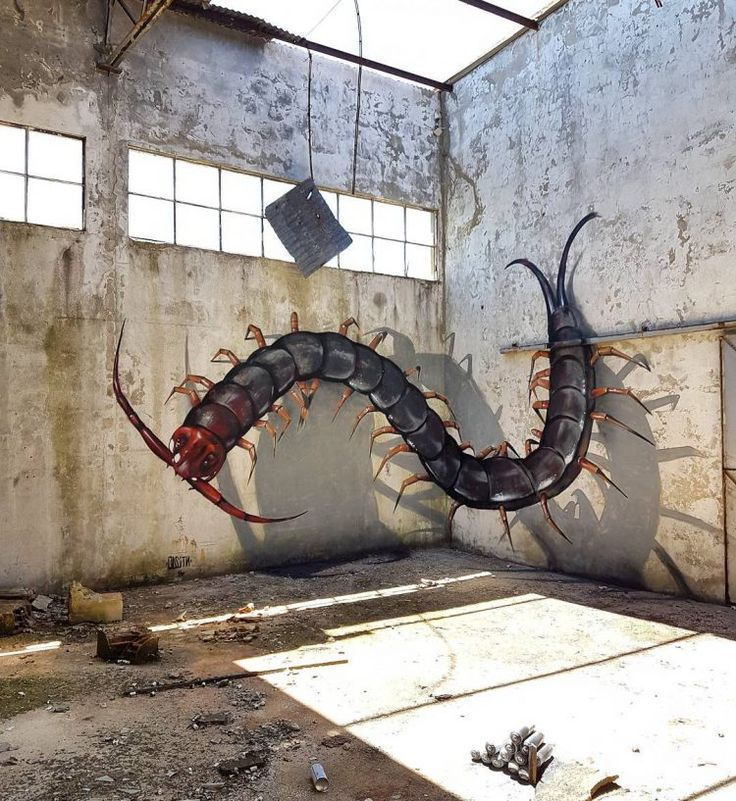 Best Odeith Graffiti Images On Pinterest Street Art Lisbon - Incredible forced perspective graffiti artist odeith