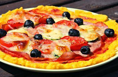 Recept, podle kterého se vám Polentová pizza zaručeně povede, najdete na…