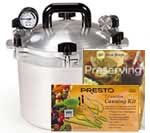 All American 910 10 Quart Pressure Canning Kit