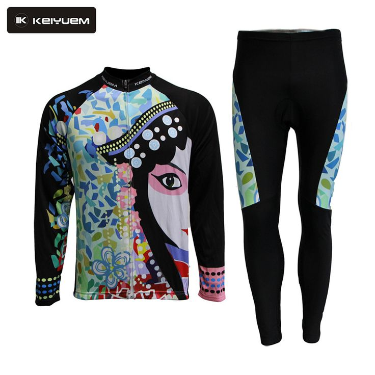 ==> [Free Shipping] Buy Best Women's Cycling Winter Clothing Bike Bicycle Long Sleeve Cycling Jersey Top Team MTB wear Ropa Ciclismo Pro Girls sportswear Online with LOWEST Price | 32722841580