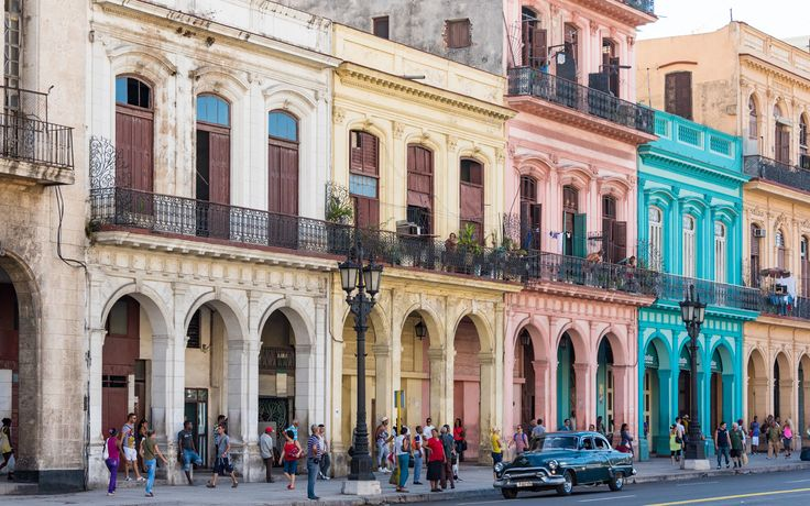 Several airlines are canceling scheduled commercial flights between the U.S. and Cuba.