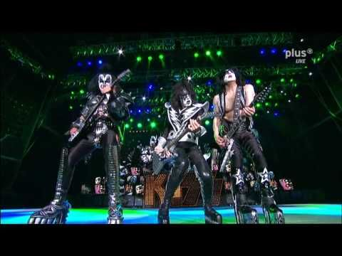 KISS - Lick It Up - Rock Am Ring 2010 - Sonic Boom Over Europe Tour