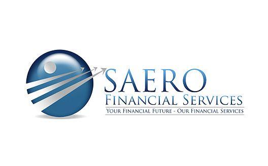Mejor Logo Finanzas empresa de diseño India- Saero Servicios Financieros