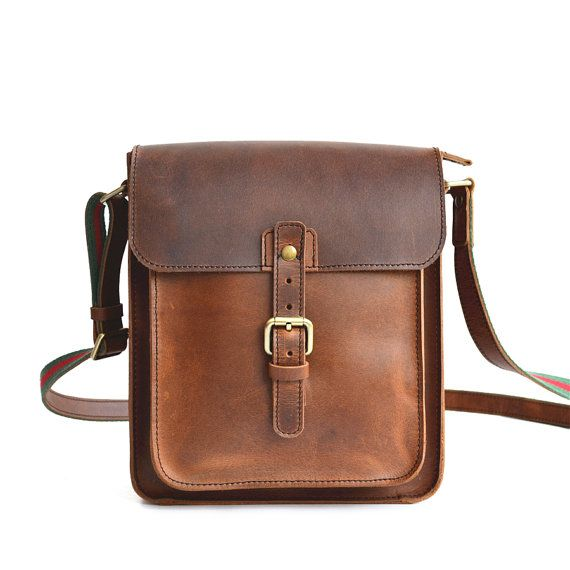 The Vertical Crossbody Satchel has a myriad of uses. It makes a great cross body…