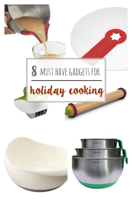 There's always lots of cooking and baking around the holidays, so if there's ever a time to switch out those old bowls and add some new tools to your kitchen, it's now. How about an adjustable rolling pin, or a gravy separator? Have you considered getting a new turkey baster? It's going to be a busy time, so don't lose any time on worn or suboptimal tools. Head on over to eBay to see what else could make your life easier this Season.