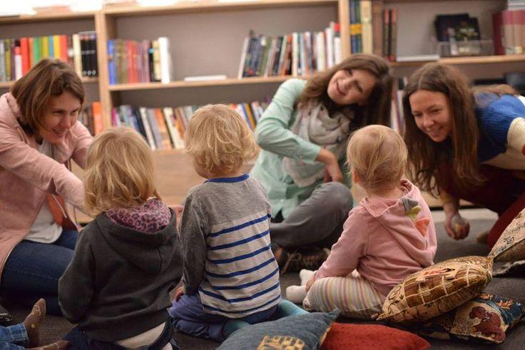 Зачем моему ребенку громкие чтения - Маленький читатель