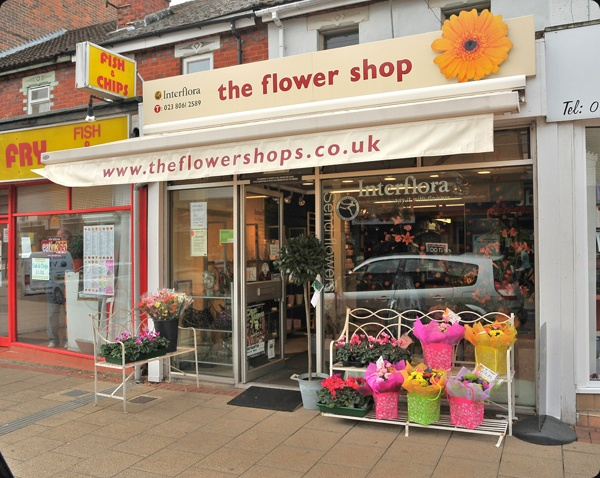 Florists in Eastleigh, Southampton, Hampshire.: Southampton, Eastleigh, Europe, Places, Growing, Hampshire, Florists, Clients