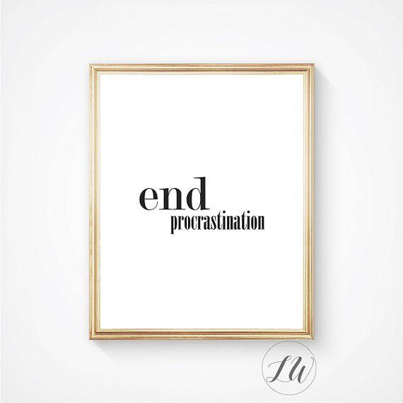 Motiverende citaat, inspirerende citaat, typografie afdrukken, afdrukken van Office, Dorm decor, inspirerende kunst, digitale print, offerte