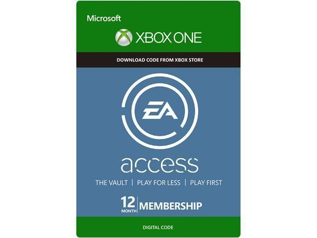 EA Access 12 Month Subscription Xbox One (Digital Delivery) for $24.99 AC @ Newegg.com #LavaHot http://www.lavahotdeals.com/us/cheap/ea-access-12-month-subscription-xbox-digital-delivery/121931