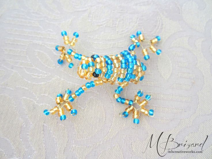 How To Make Bead Animals 3d | galleryhip.com - The Hippest Galleries!
