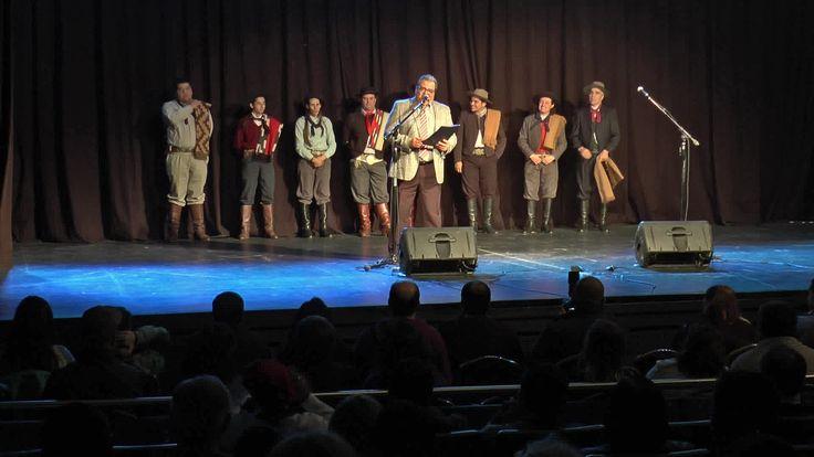 NQN Cultural / 1er Encuentro Payadores - Cristina Frigerio