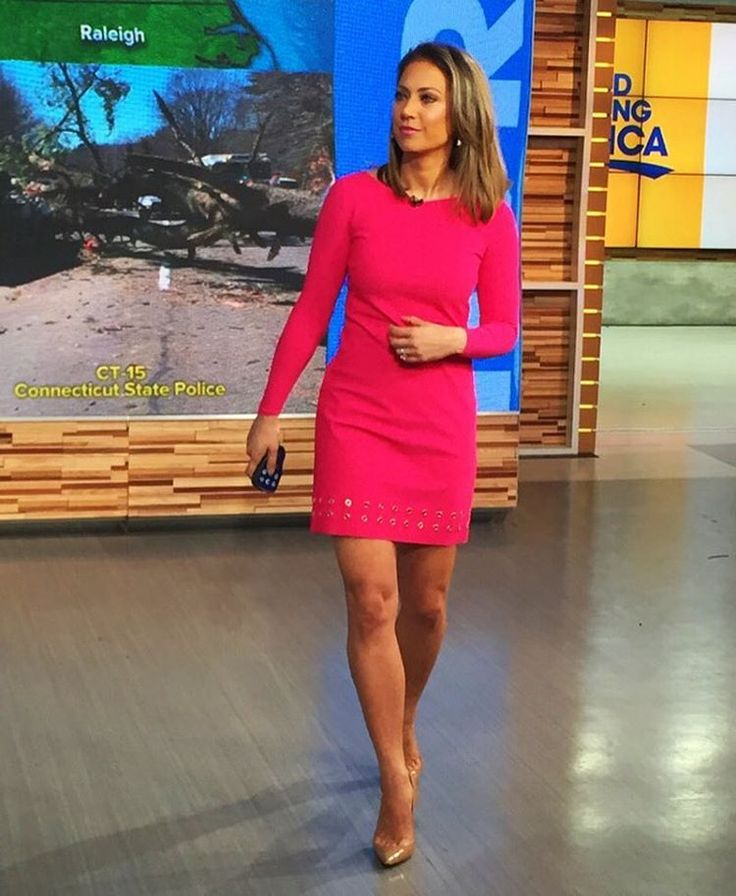 "134 Likes, 12 Comments - @jls_style on Instagram: "" @ginger_zee wears @lapetiterobemi"""