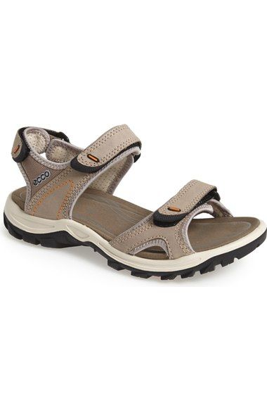 ECCO 'Offroad' Lightweight Sandal (Women) available at #Nordstrom