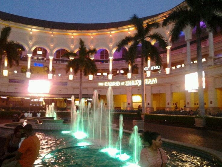 Gulfstream Park Racing and Casino in Hallandale, FL