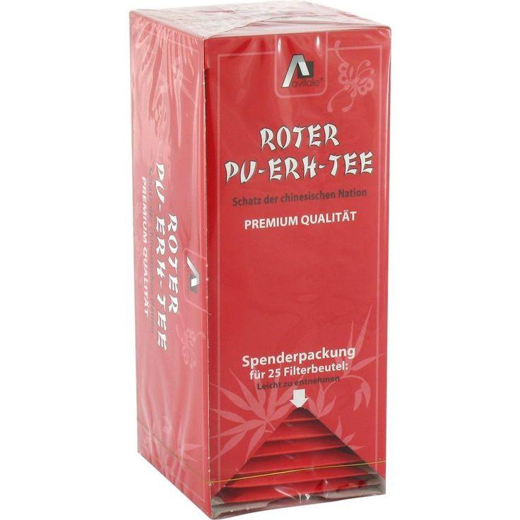 PU ERH Tee Beutel:   Packungsinhalt: 20X2 g Tee PZN: 00351521 Hersteller: Avitale by MIKRO-SHOP Handels-GmbH Preis: 2,67 EUR inkl. 7 %…