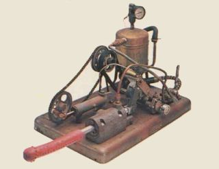 "The Steam-Powered Vibrator - the first vibrators were sold as medical devices used to treat ""hysteria,"""