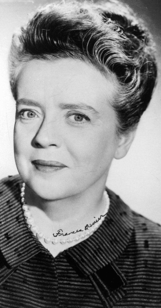 """Frances Bavier, Actress: The Andy Griffith Show. Frances Bavier was born in New York City on December 14, 1902. Her first Broadway appearance was in April 1925 in """"The Poor Nut"""", the start of a successful Broadway career. She traveled with the USO to entertain the U.S. troops in the Pacific during World War II. Her last appearance on Broadway was in the 1951 play, """"Point of No Return"""" starring Henry Fonda. It ran for 356 performances. Her first ..."""