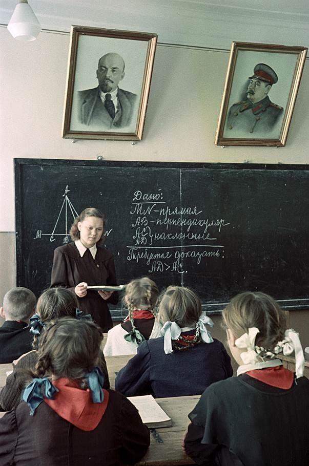 М. Савин. Огонёк. 1954-56.jpg
