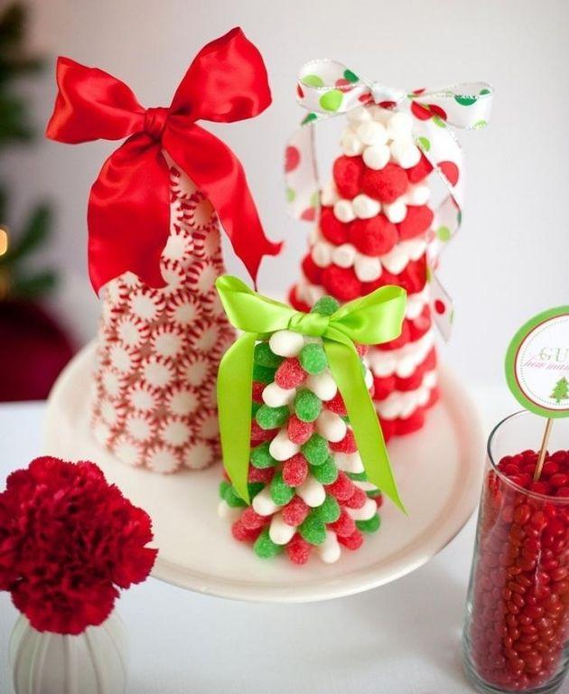 Zuckerwerk-Bonbons-Candy-Tannenbaum-DIY-weihnachtliche-Schleifen