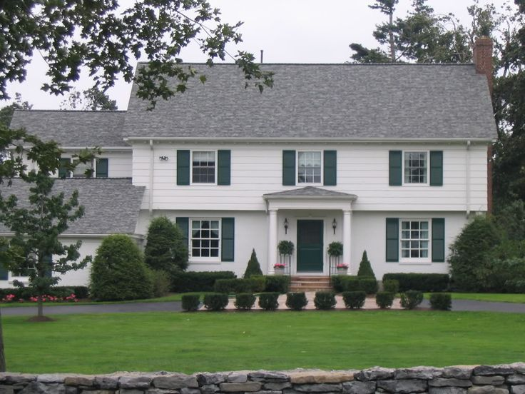 Garrison colonial what is garrison pinterest for Garrison colonial house plans