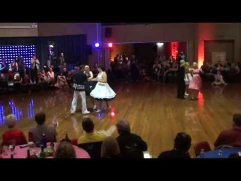 Melb Open Dance Championship 2016 Tripples - YouTube