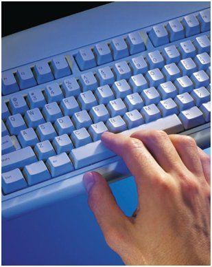 Dyspraxie, dysgraphie, dysphasie, dyslexie... apprendre le clavier