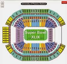 NFL Super Bowl 2015 Tickets