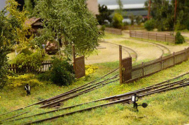 RE: DCC-DIORAMA Eisenbahnen Ostpreußen - 8