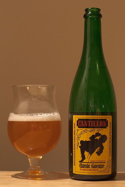 "Cantillon Gueuze.....An awesome beer known as ""The champagne of Belgium"" #Beer"