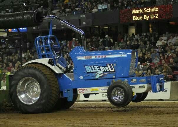 Ford Pulling Tractors : Best pulling tractors big and small images on pinterest