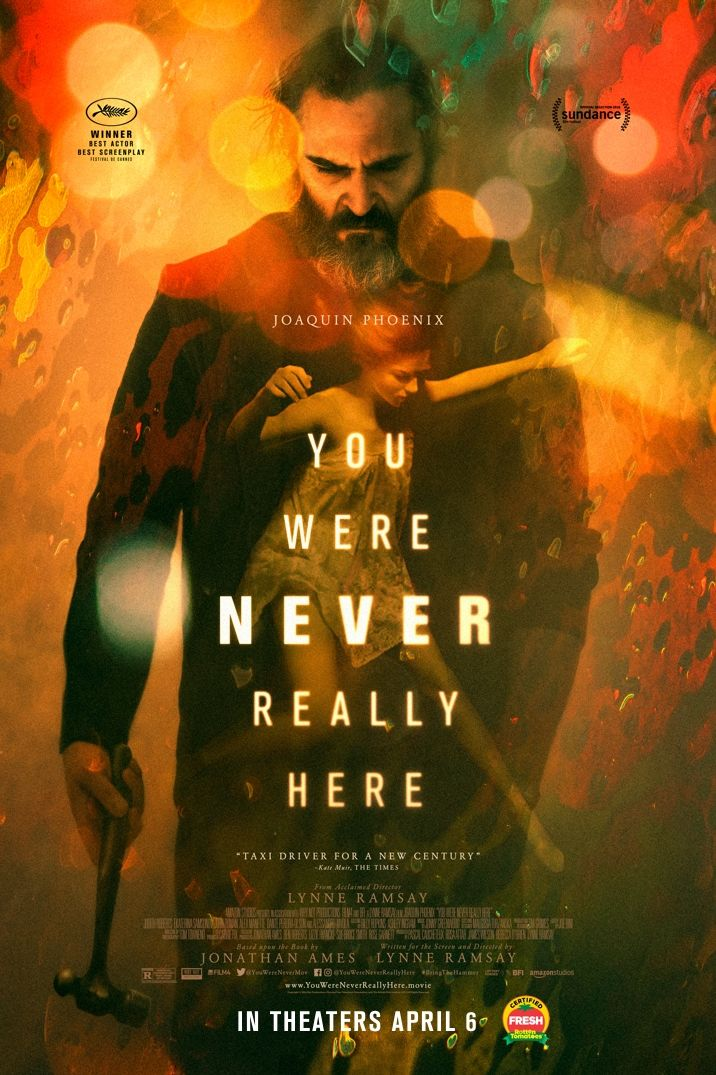 Nigdy Cie Tu Nie Bylo You Were Never Really Here 2018 Lynne