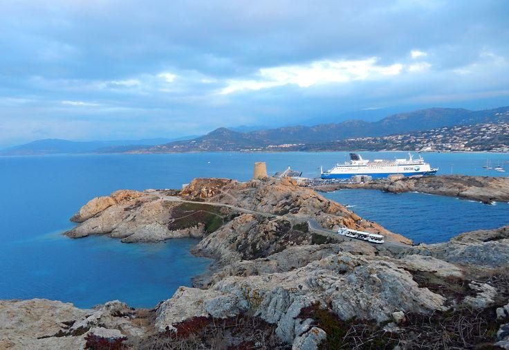 Korsika L´lle Rousse